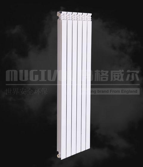 铜铝复合仿压铸铝散热器