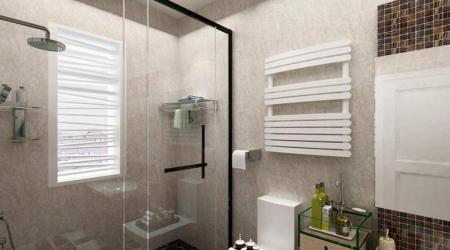 卫浴小背篓暖气片如何装?明装装修中不可忽视的环节